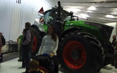 Agritechnica – dzień 2